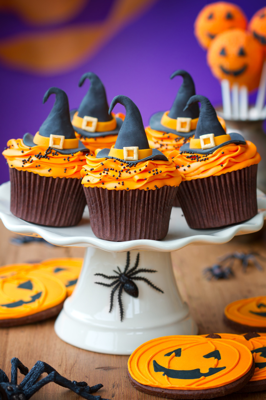 the best halloween cupcakes